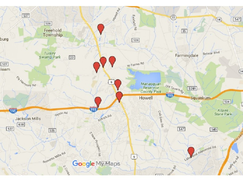 nj sex offenders map