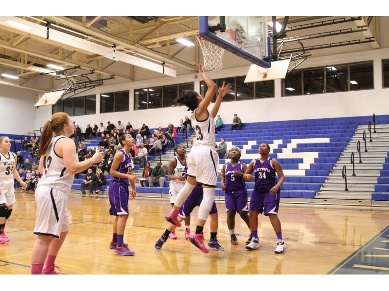 Williams Girls Basketball Girl's Basketball Defeats