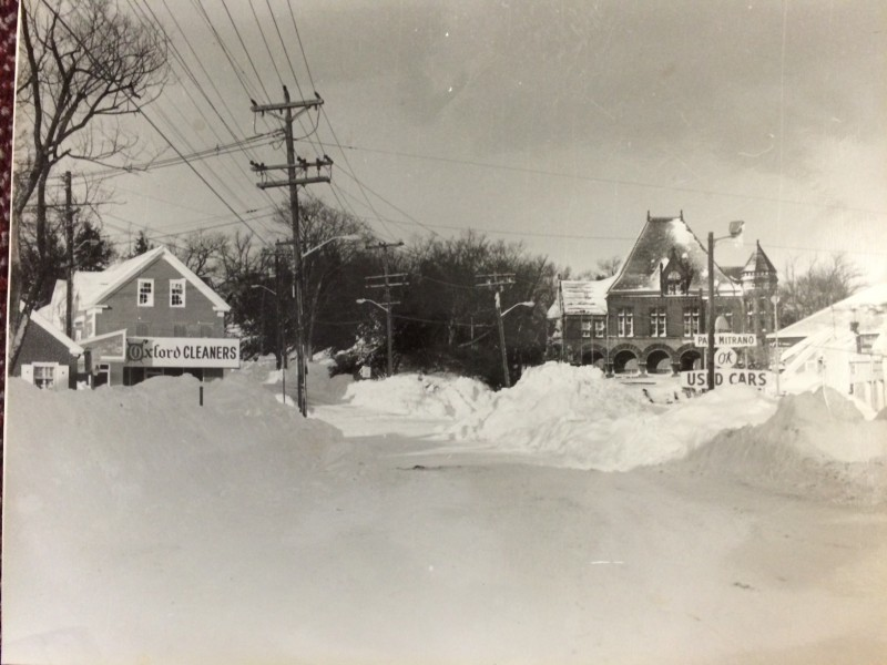 Snow Then And Now Old Photos From The Blizzard Of 1978