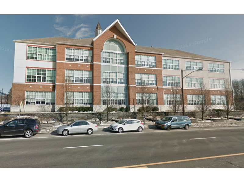 Trace of legionella bacteria found on weber middle school for Port washington ny