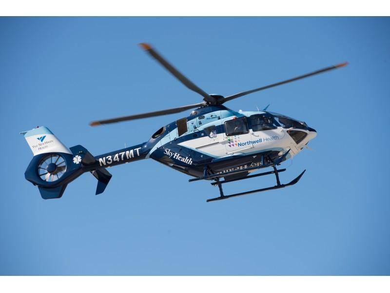 Huntington Hospital Gets Helicopter, Pups Find Forever ...
