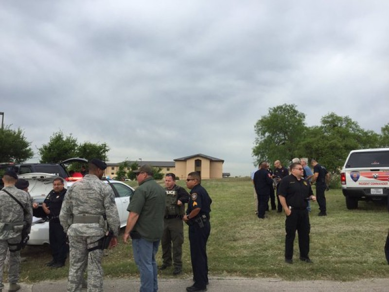 Texas Air Force Base Shooting: 2 Killed in Apparent Murder