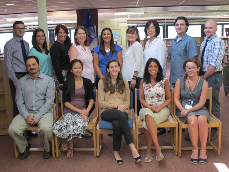 14 new staff members join west essex high school faculty