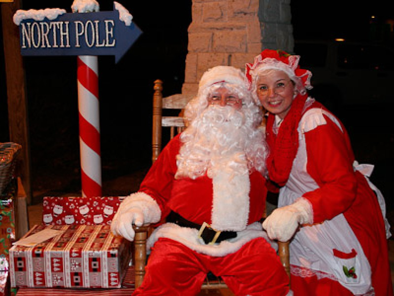 North Pole Call Schedule A Time For Your Child To Speak