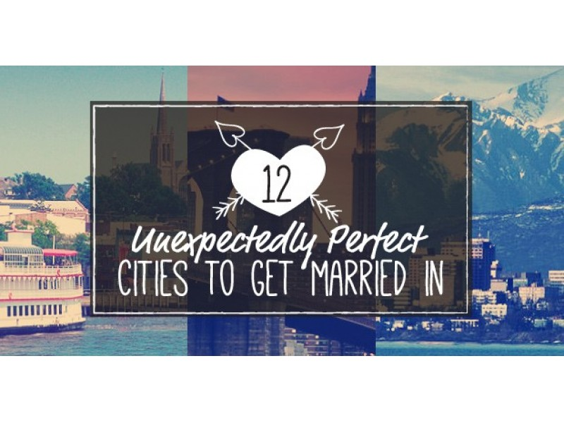 Salem named 39 unexpectedly perfect place to get married for Perfect places to get married