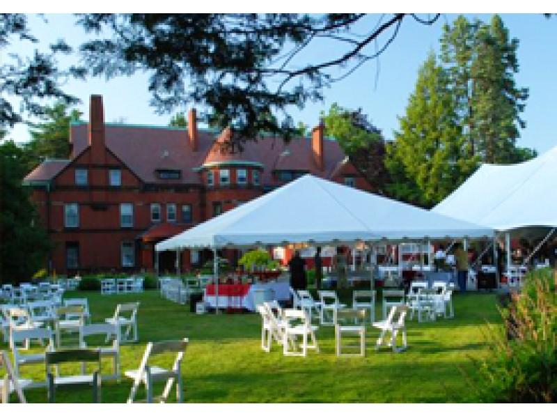 Stevens Estate, a Historic Mansion Listed on the National Register ...
