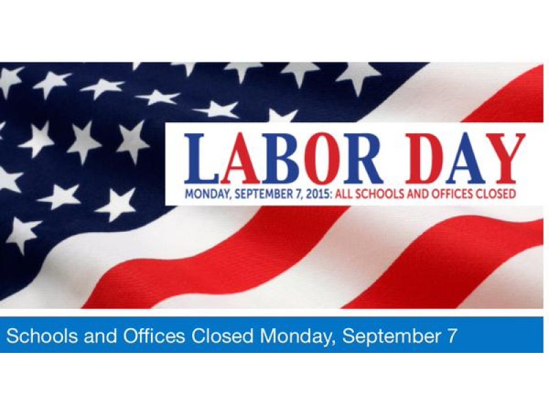 what 39 s open what 39 s closed on labor day in north andover north andover ma patch. Black Bedroom Furniture Sets. Home Design Ideas