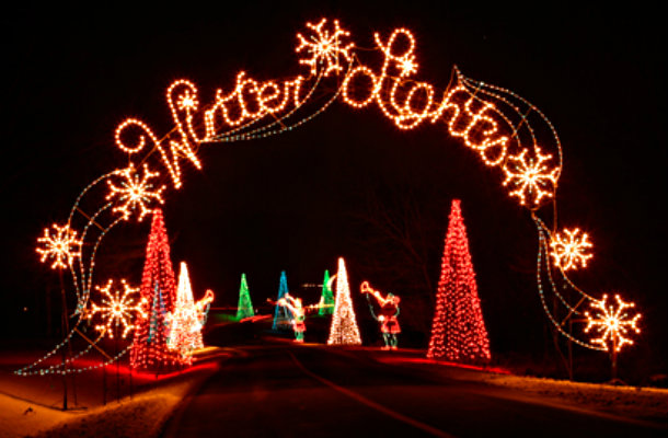 Holiday Lights Drive-thru Spectaculars