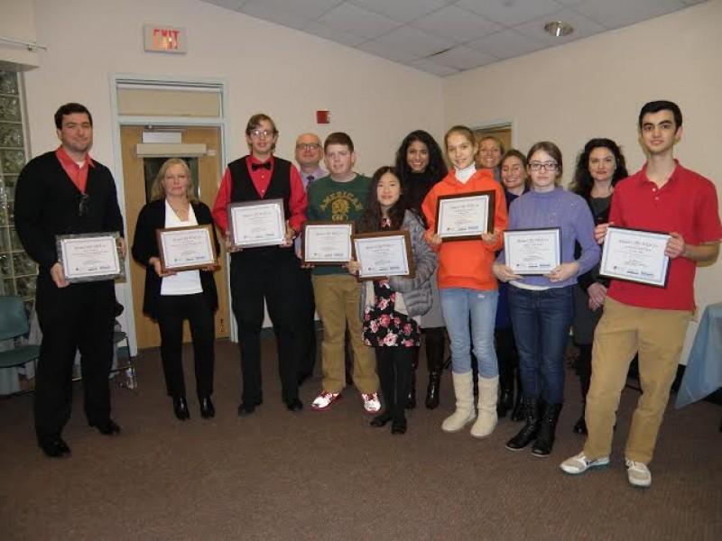 Ridgewood Student Wins Adolescent Immunization Awareness Poster ...