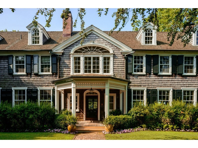 East hampton estate named most expensive home in new york for Expensive houses in new york