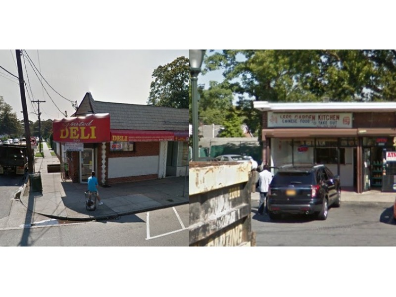 Two Nassau County Businesses Robbed At Gunpoint Long