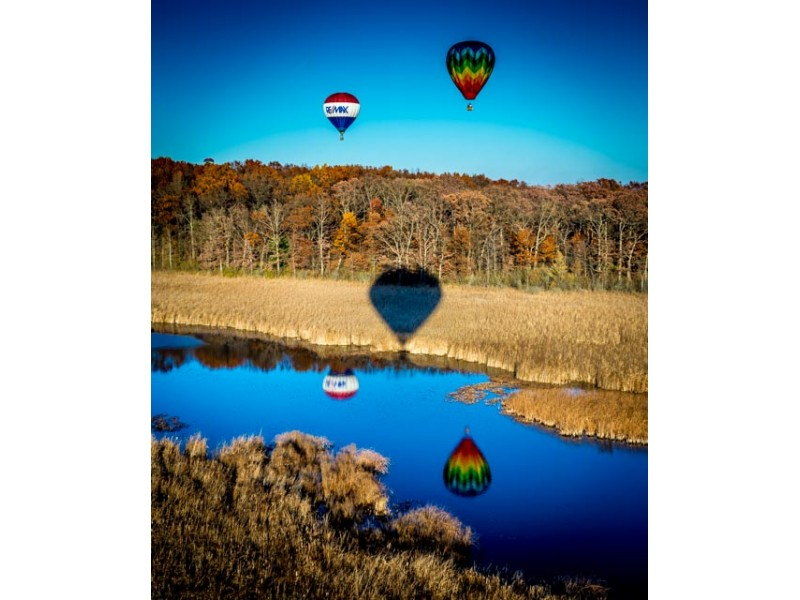 Gift a hot air balloon ride in michigan west bloomfield mi patch
