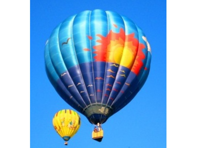 Moms Deserve A Lift for Mother's Day- Take Her on a Hot Air ...