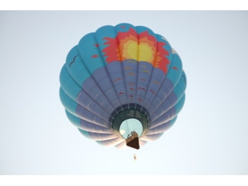 """Give a """"Bucket List"""" Christmas Gift... A Hot Air Balloon Ride in ..."""