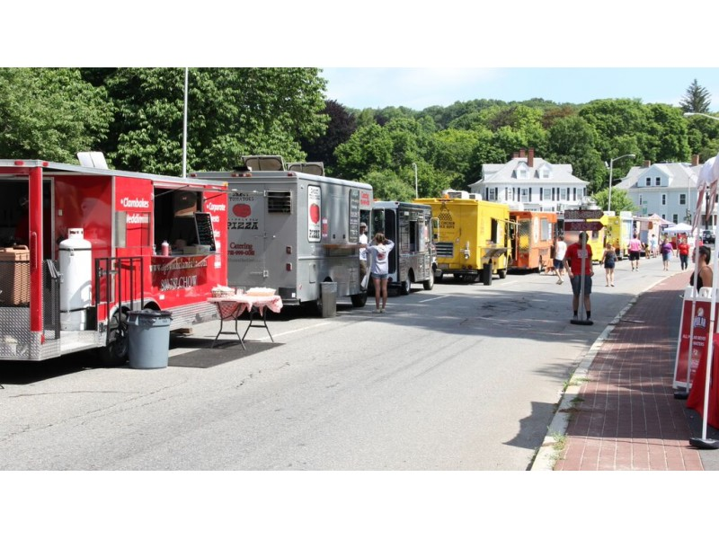 Food Truck Festival New Bedford Ma