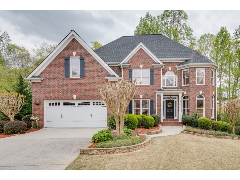 Gorgeous All Brick Home Patch