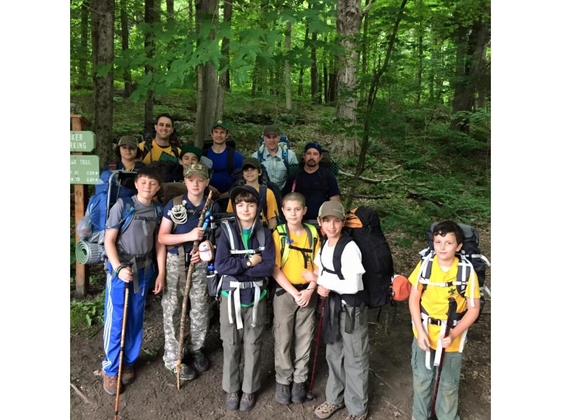Calling All Scouts Troop 633 Information & Signup Night