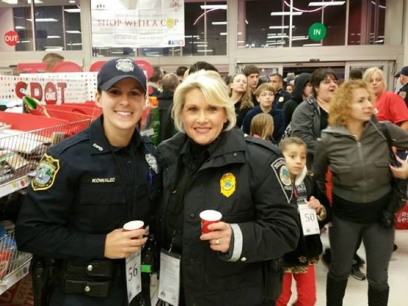 Southington Police Shop With a Cop | Patch