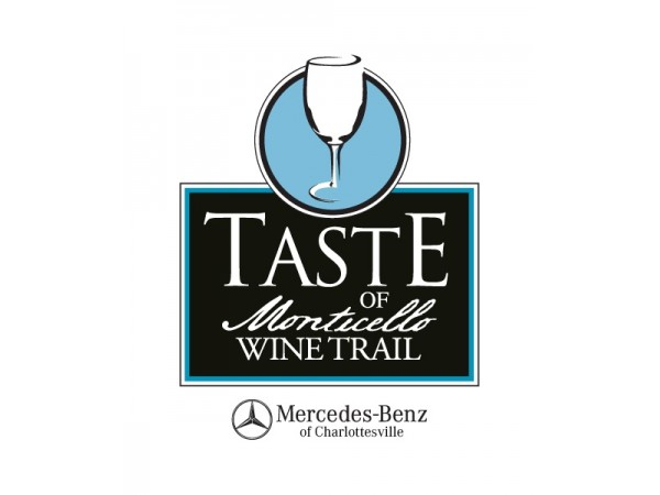 Taste of monticello wine trail festival april 9 11 for Mercedes benz of charlottesville