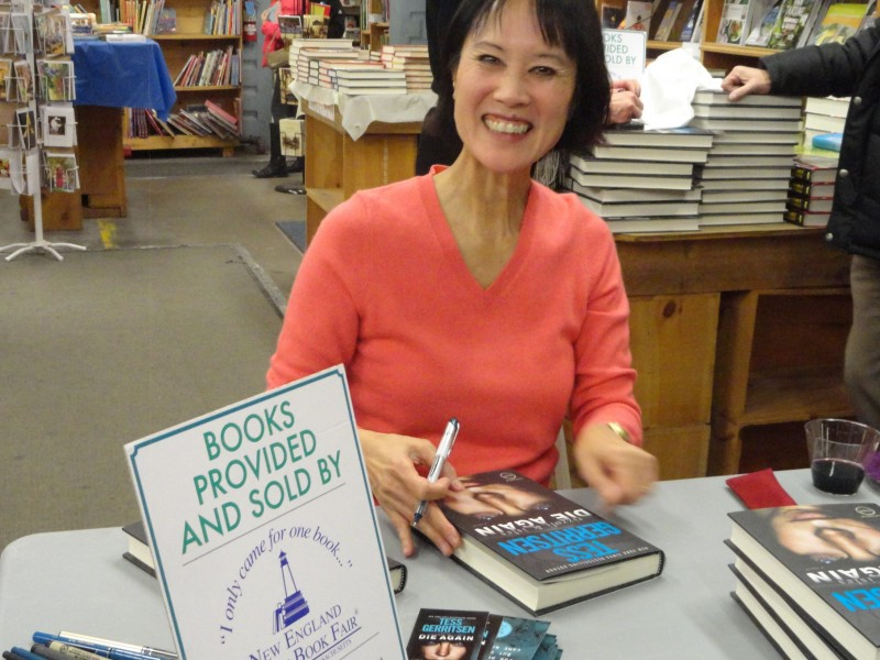 NEW YORK TIMES BESTSELLING AUTHOR TESS GERRITSEN DEBUTS HER LATEST ...