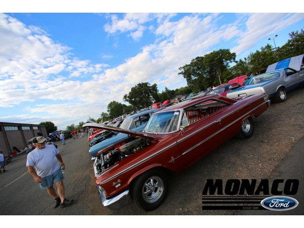 Monaco Ford Hosts Event To Benefit Wounded Warriors Family