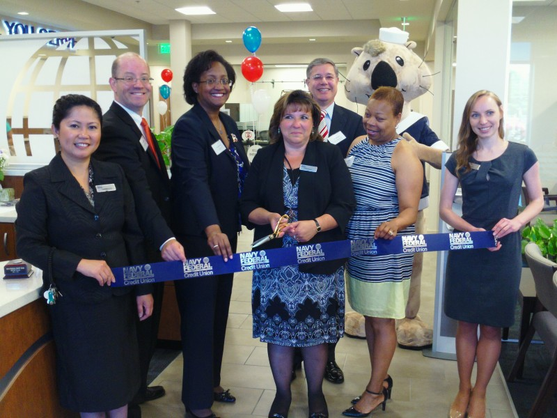 Arlington Federal Credit Union >> Navy Federal Opens Branch near Fort Belvoir - West End ...