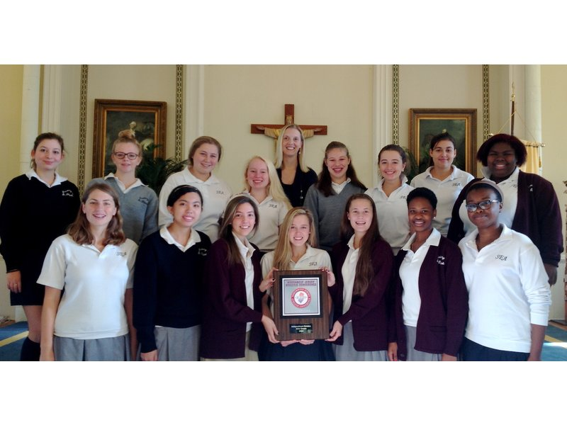 Academy Of Saint Elizabeth - Academy of Saint Elizabeth Tennis wins Conference Title | Morris ...