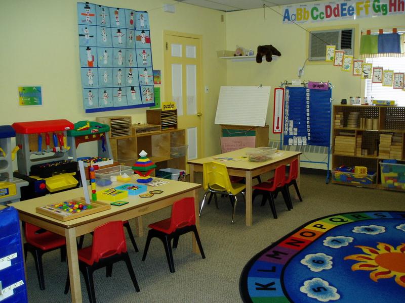 Responsive Classroom Design ~ Local teacher intoxicated in kindergarten classroom