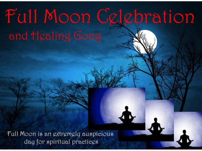 Full Moon Fire Full Moon Celebration Healing