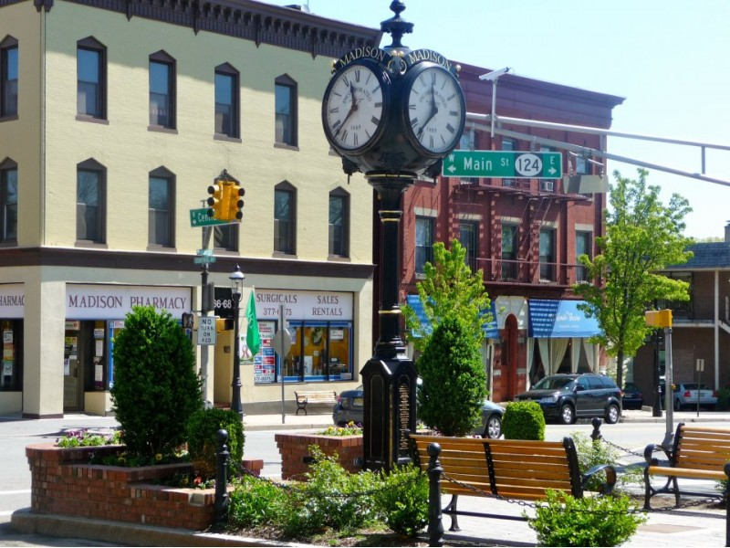 Madison ranked among 25 best u s small towns to live in Best small town to live
