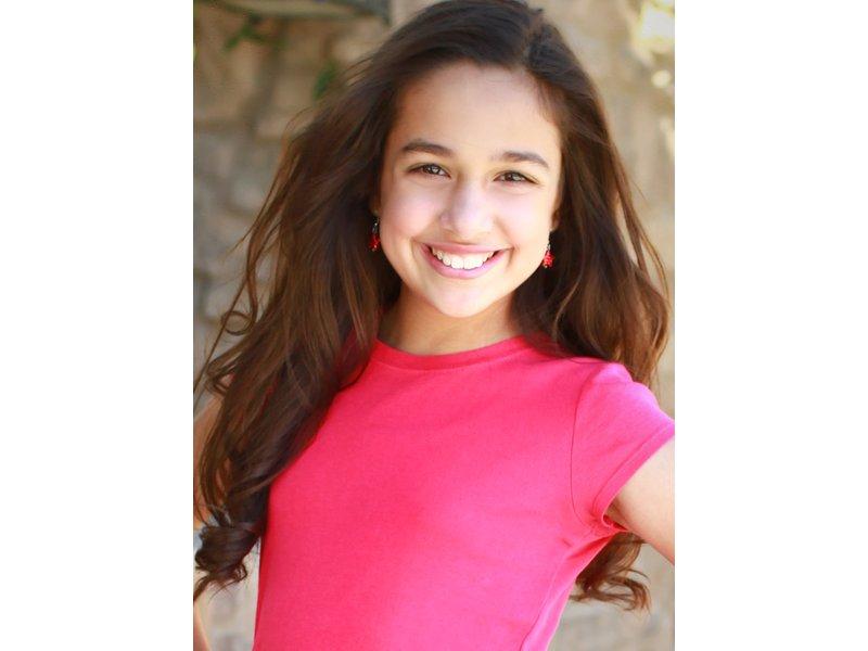 Local 5th Grader Miss Coachella Valley Jr Pre Teen 2014