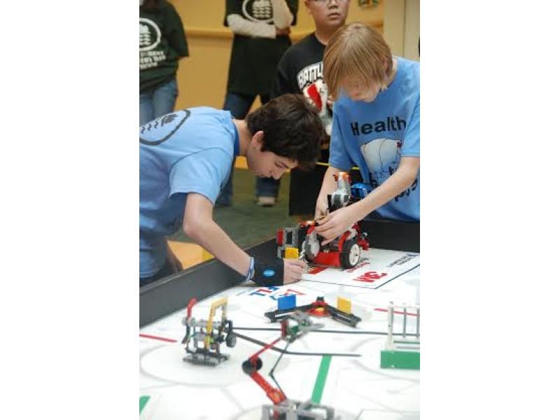 lfcds robotics team heads to state