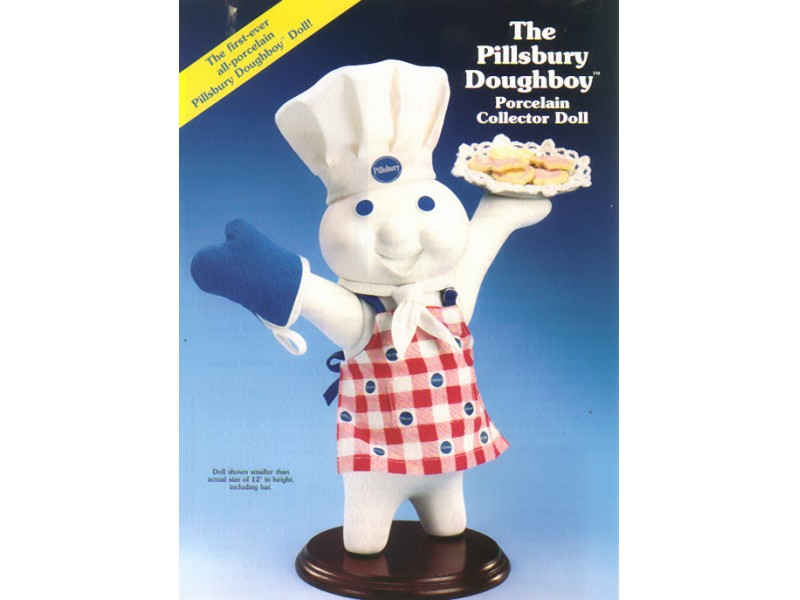 Remembering The Pillsbury Doughboy An American Icon
