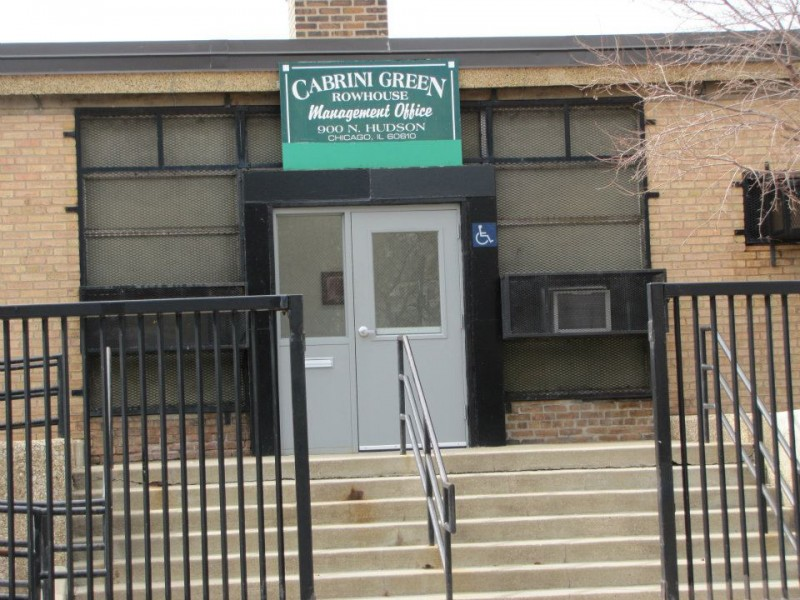 Cabrini Green Could See More Public Housing Patch