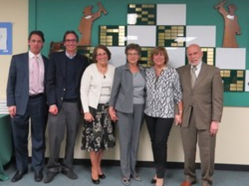 Wall School District : East brunswick school district names retirees to wall of