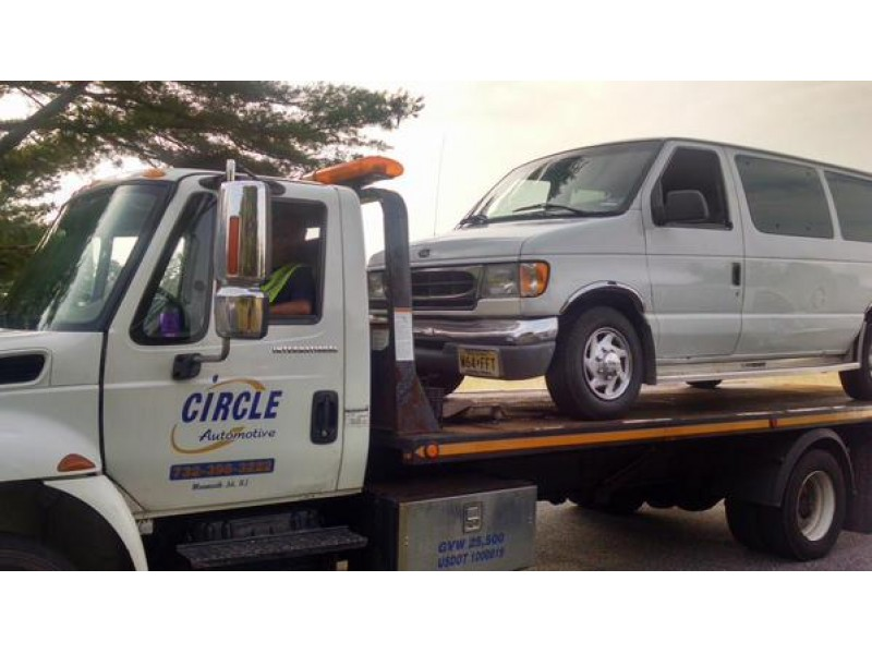 A dozen vehicles impounded for safety problems in middlesex for Motor vehicle new brunswick nj