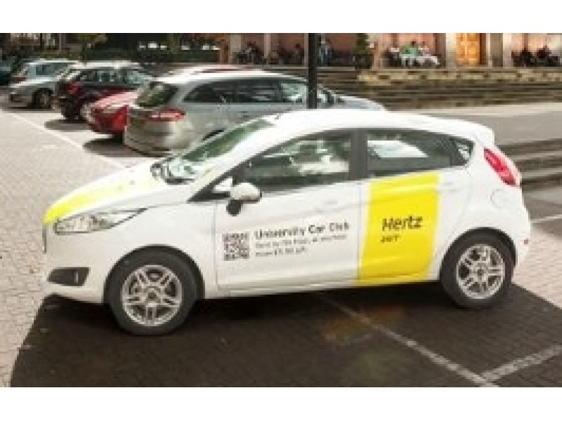 Hertz Shuts Down Carshare Service In Hoboken Nyc Area