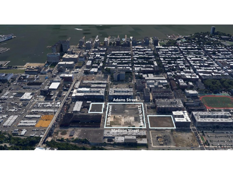 Hoboken: Contamination At Eminent Domain Purchase Site Is BASF's Responsibility