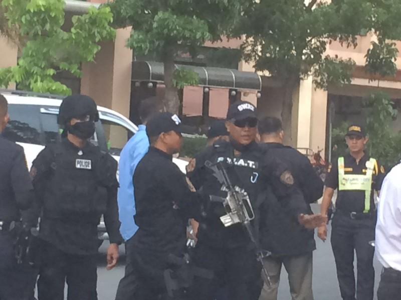 Verizon Strike: Protesters Face Machine Guns In Philippines...
