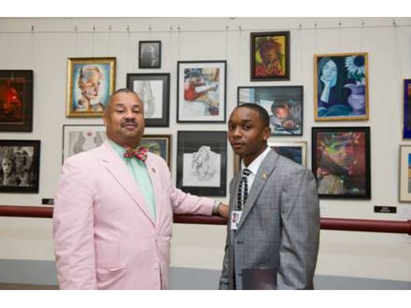 NJ Congressman Launches 2015 Art Competition in Essex and Hudson Counties