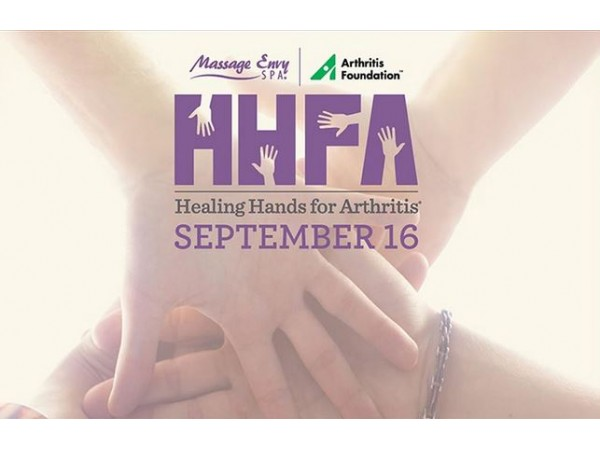 Massage Envy And Arthritis Foundation Join Forces For 5th