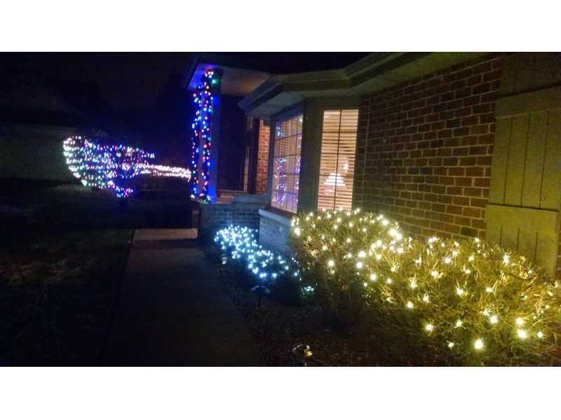 Need help with your outdoor Christmas Lights? - Patch