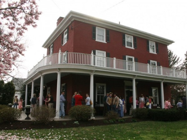 Museum Planned For Bucks County Farmhouse Once Owned By Oscar Hammerstein 20160526 in addition Doylestown Officials Await Fate Hammerstein Farm also Highlandfarmbb further Broadway Stars Gather For Benefit To Create Oscar Hammerstein Museum Theater Education Center likewise Photo Coverage AN ENCHANTED EVENING To Benefit The Oscar Hammerstein Ll Museum Education Center 20171208. on oscar hammerstein ii highland farm