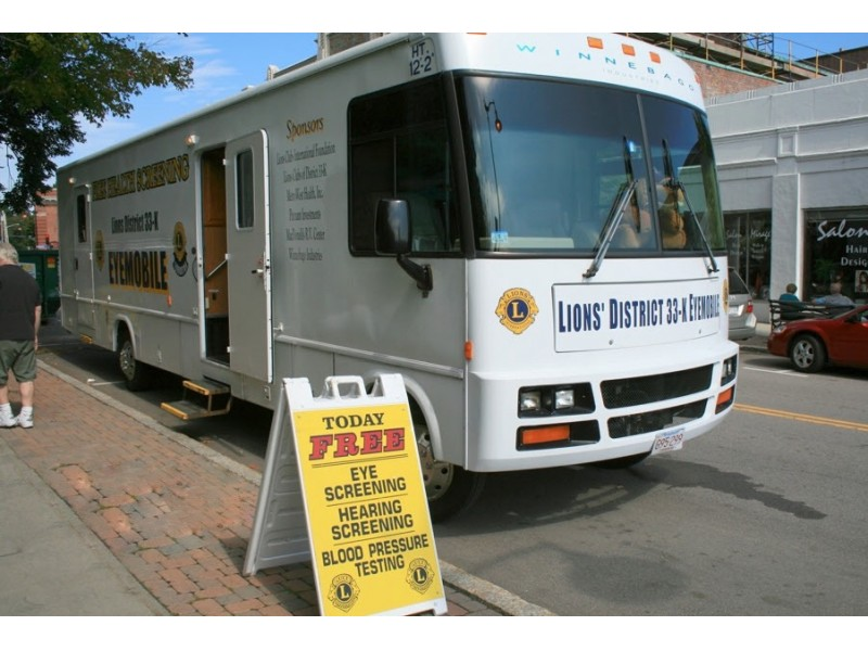 Westborough Lions Offer Free Health Screenings ...