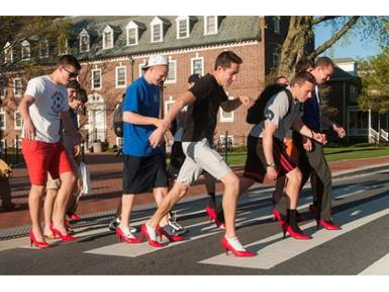 The 2015 Philly Walk A Mile In Her Shoes event will be held in