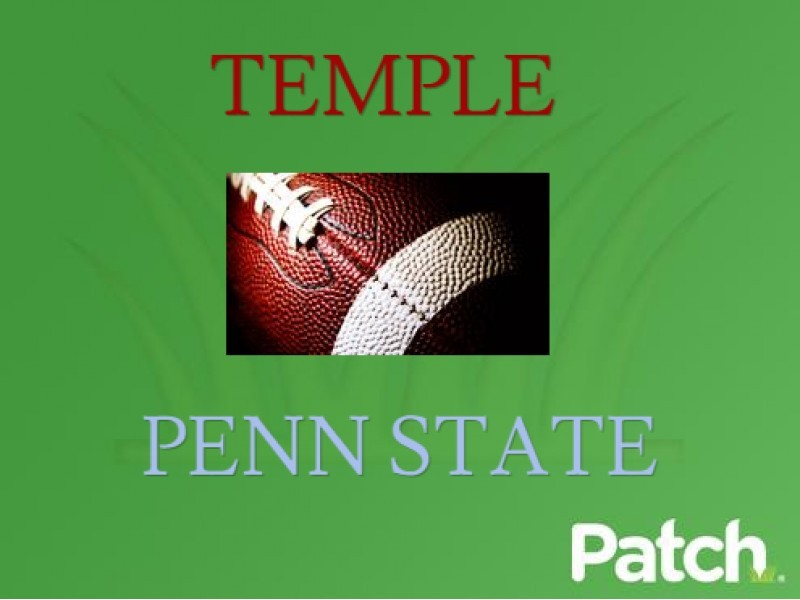 Penn State Vs Northhampton Community College 96