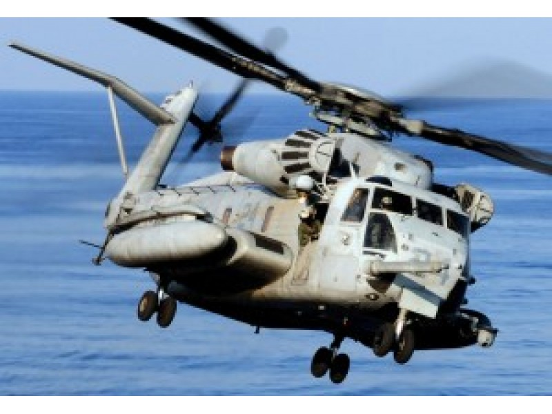 Memorial set for 12 Marines aboard helicopter that crashed