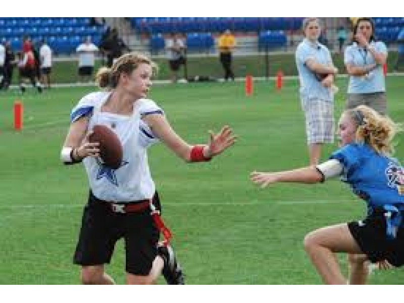 how to start a youth flag football league