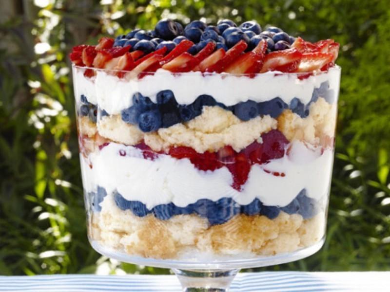 Best 4th of July Recipes: Burgers, Barbecued Ribs, Berry Trifle ...