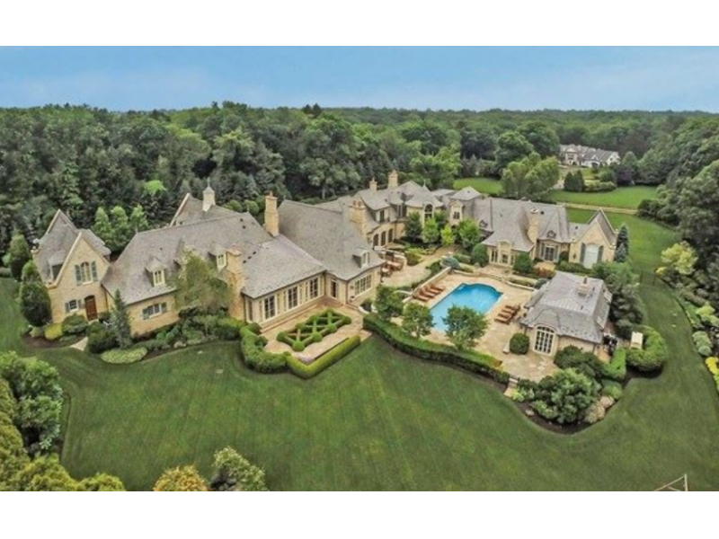 What is the most expensive home in bergen county patch for Most expensive homes in new york